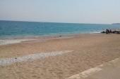 pláž - pohled na jih