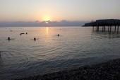 východ slunce v Kemeru