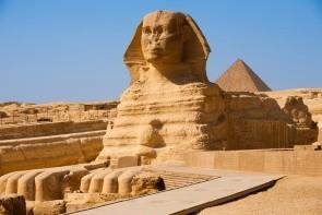 Veľká sfinga v Gíze