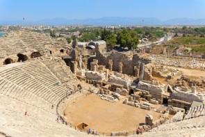 Antický amfiteáter