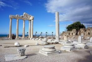 Apollonov a Athénin chrám