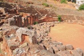 Amfiteáter vo Fethiye