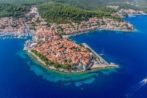 Korčula - Staré mesto