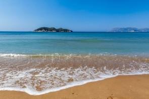 Pláž Dafni - Mela