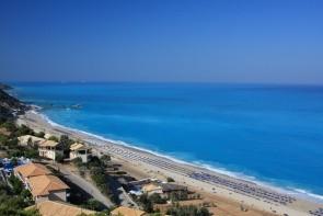 Pláž Kathisma