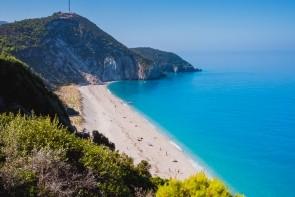 Pláž Agios Nikitas