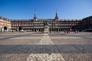 Námestie Plaza Mayor