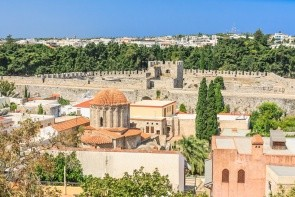 Rhodos - Staré mesto