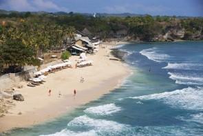 Pláž Balangan