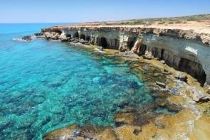 Morská jaskyňa Ayia Napa