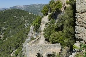 Zrúcaniny hradu Alaro