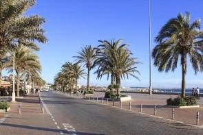Promenáda Agadir