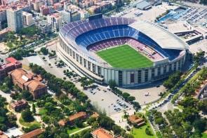Futbalový štadión a múzeum FC Barcelona