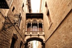 Štvrť Barrio Gotico