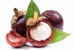 Miestne ovocie mangostan
