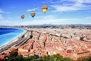 Nice - Staré mesto (Vieille Ville)