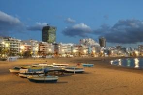 Pláž Las Canteras