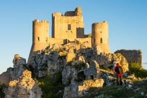 Pevnost Rocca Calascio