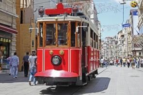 Štvrť Beyoğlu
