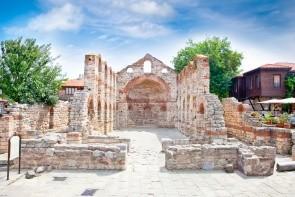 Zrúcaniny chrámu sv. Sofie