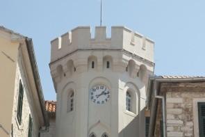 Hodinová veža