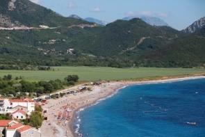 Pláž Buljarica