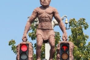 Originálne mestské semafory