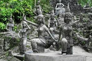 Tajomná Budhovho záhrada
