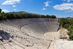 Amfiteátr Epidaurus