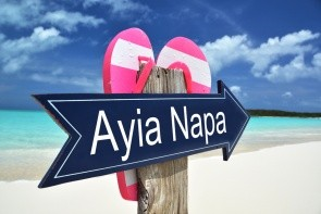 Pláž Ayia Thekla