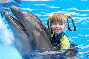Centrum delfínov