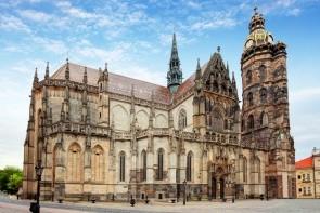 Katedrála sv. Alžbety Košice