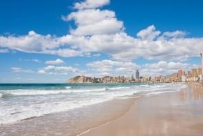 Pláž Poniente