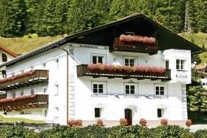 Ischgl-Mathon, Apartmány Fliana - Léto