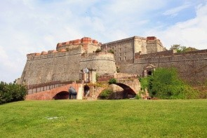 Pevnosť a múzeum Priamar