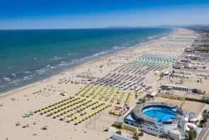 Pláž Rimini
