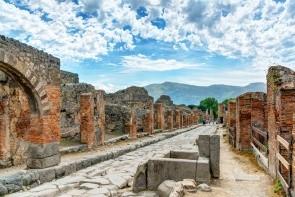 Staroveké Pompeje