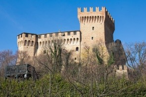 Hrad Castello di Gradara