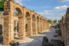 Rímska vila Grotte di Catullo - Sirmione