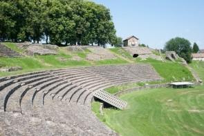 Rímske divadlo v Autun