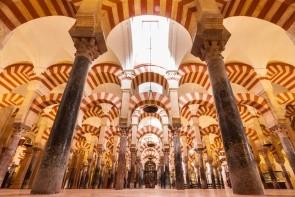 Katedrála-mešita Cordoba