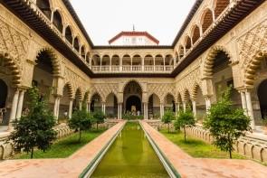 Kráľovský Alkazar v Seville