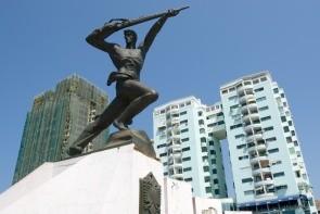 Albánsky pamätník odolnosti