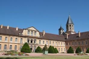 Kláštorný kostol Cluny