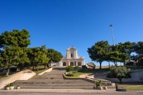 Svätyňa a Bazilika Bonaria