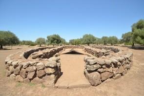 Archeologické nálezisko Santa Cristina