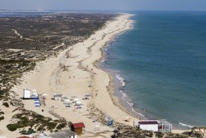 Pláž Faro Island