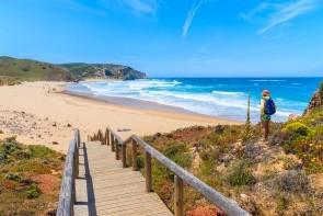 Pláž Praia do Amado