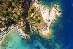 Pláž Sant' Andrea