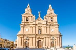 Farský kostol Mellieha